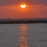 Sunset in Faro-1